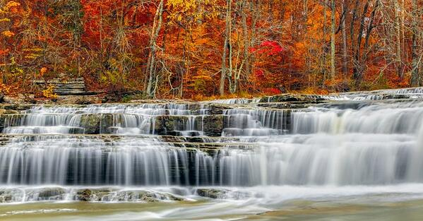 best in indiana - cataract falls