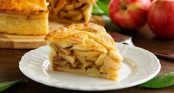 piece of apple pie